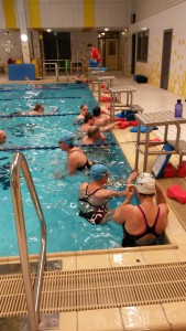 Trimzwemmen 2016