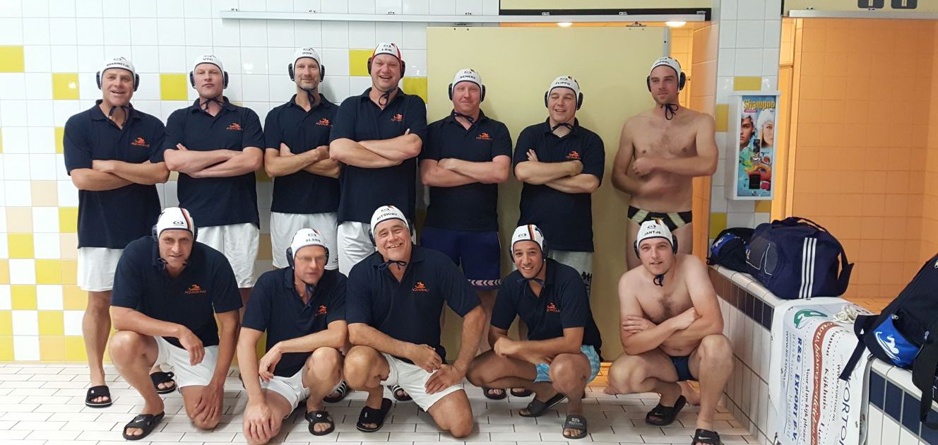 Waterpolo - Heren 2