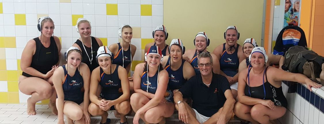 Waterpolo - Dames 3
